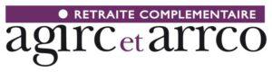 Logo des caisses de retraite complémentaire AGIRC ARRRCO